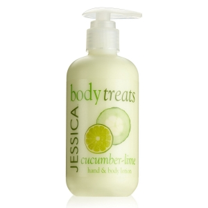 cucumber lime lotion 8.3oz.