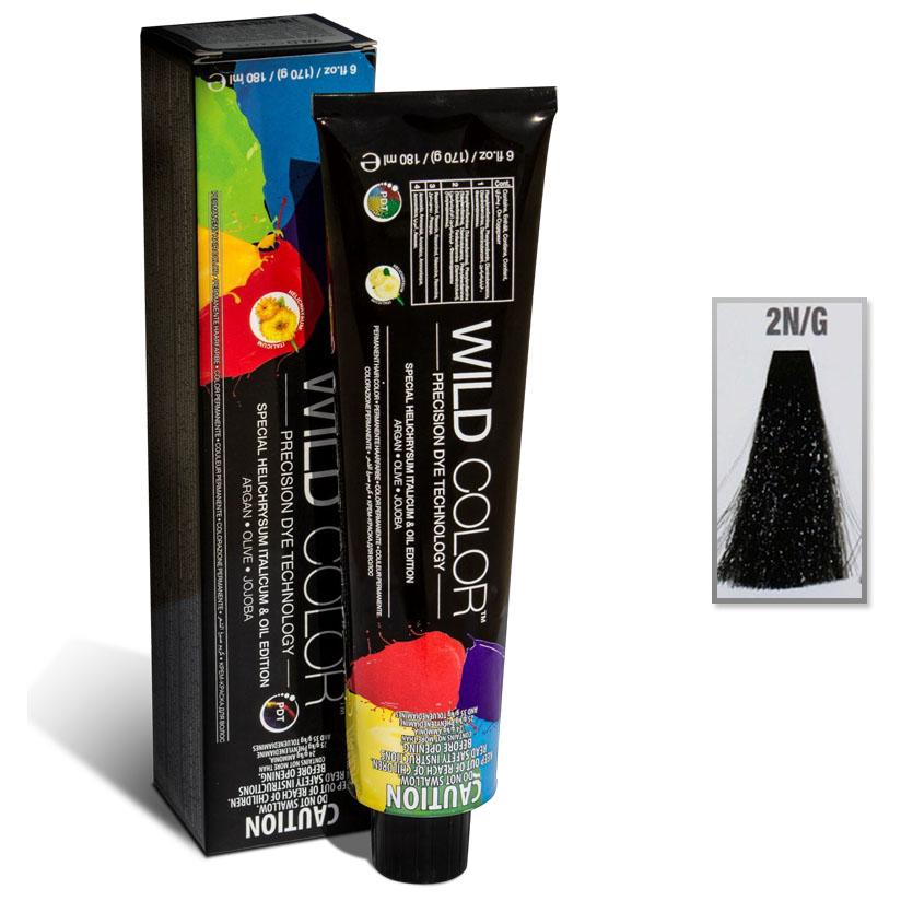 Hair Color Cream N Gw 2 180ml 2n Gw 4730053 Nazih Cosmetics