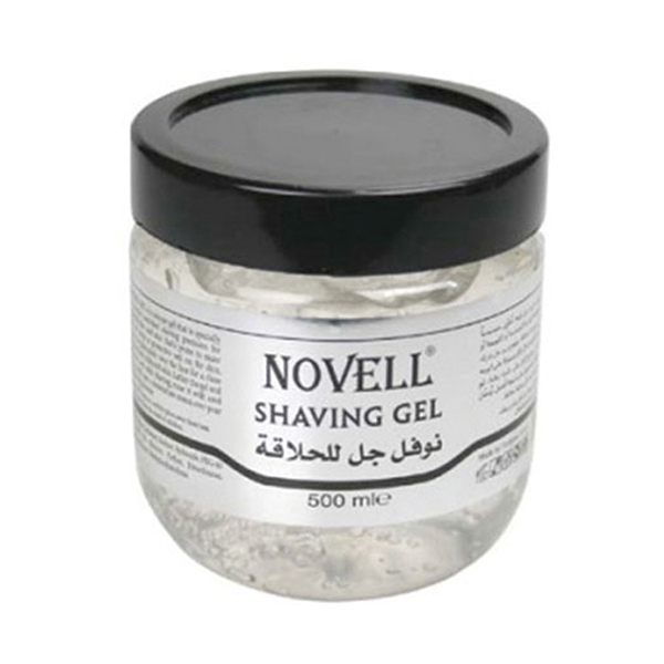 shaving gel - jar - 500ml