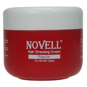 hair dressing cream - regular - 250ml