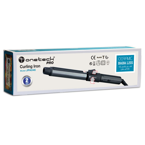 speed heat curling iron