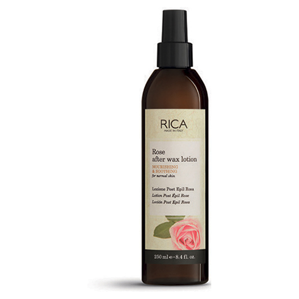 rose after waxing lotion - 250ml