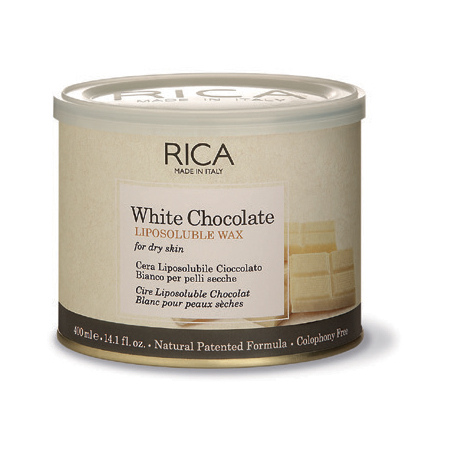 white chocolate liposoluble wax - 400ml