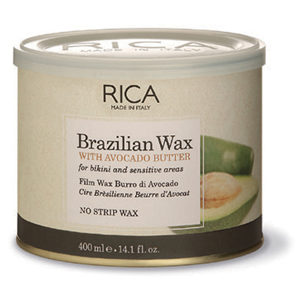 brazilian wax with avocado butter - 400ml