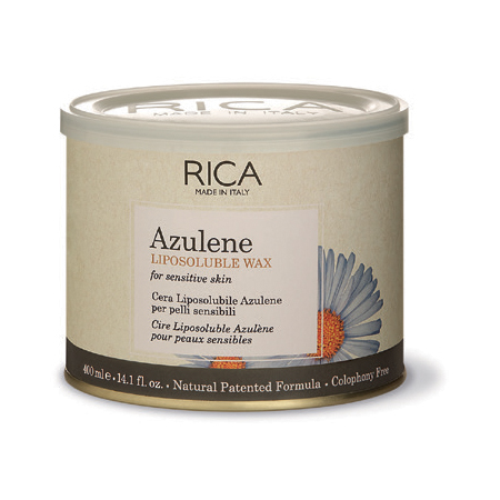 azulene liposoluble wax - 400ml