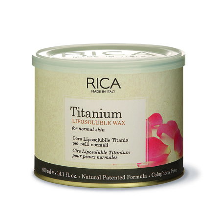 titanium wax - 400ml