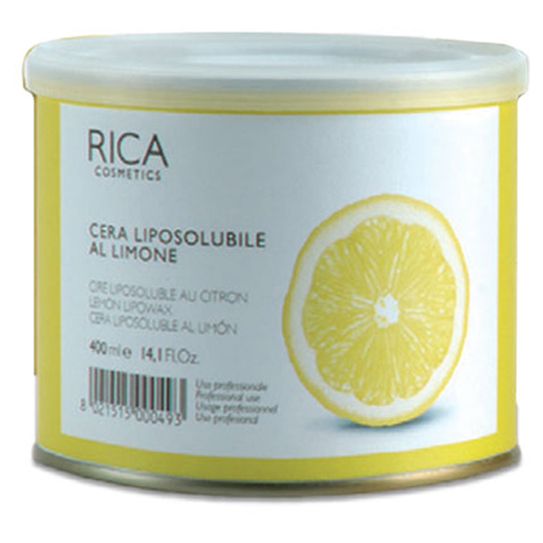 lemon liposoluble wax - 400ml