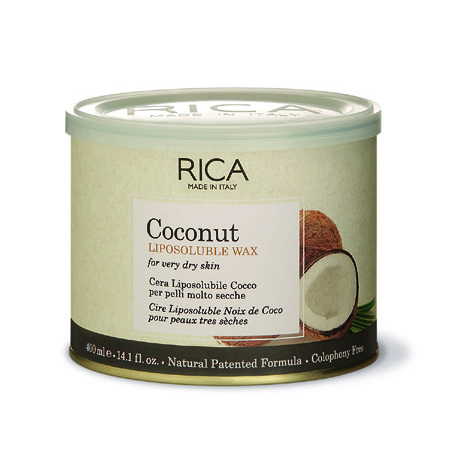 coconut liposoluble wax - 400ml