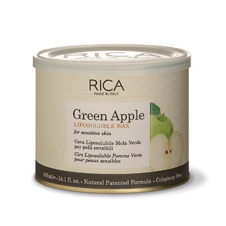 green apple liposoluble wax - 400ml