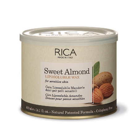 sweet almond liposoluble wax - 400ml