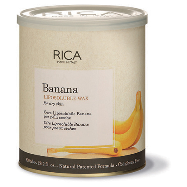 banana liposoluble wax - 800ml