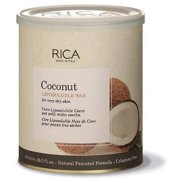 coconut liposoluble wax - 800ml