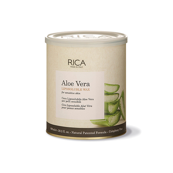 aloe vera liposoluble wax - 800ml