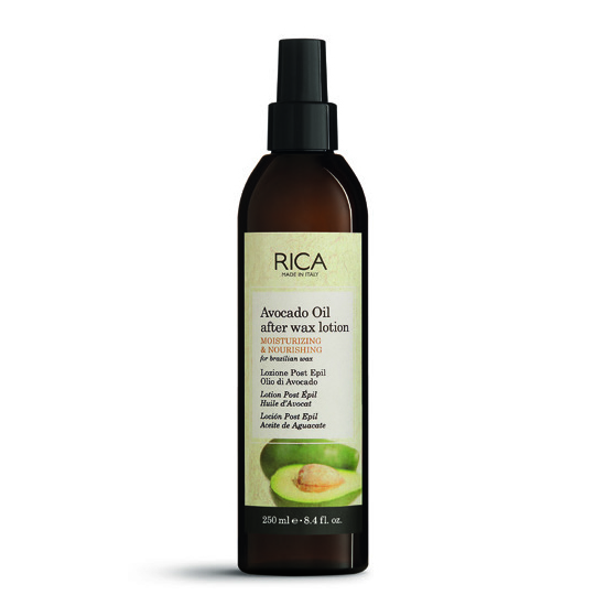 avocado oil after wax lotion - 250ml