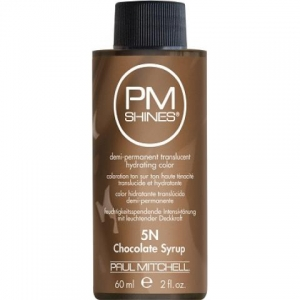 pm shines - chocolate syrup  2oz - d5n