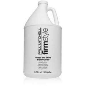 firm style freeze n shine sup spray gallon