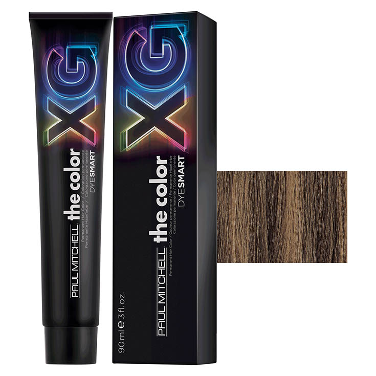 6n - natural - paul mitchell the color xg™