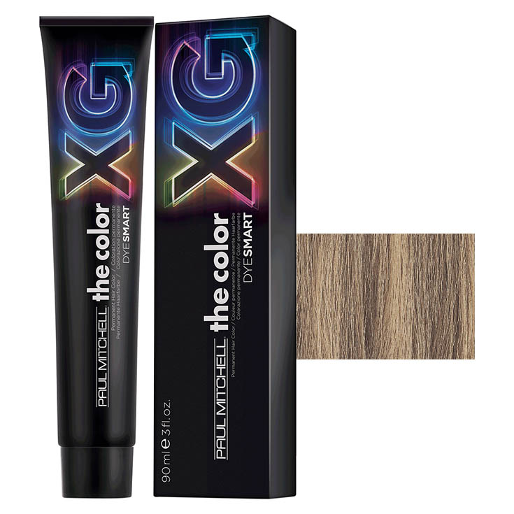 8n - natural - paul mitchell the color xg™