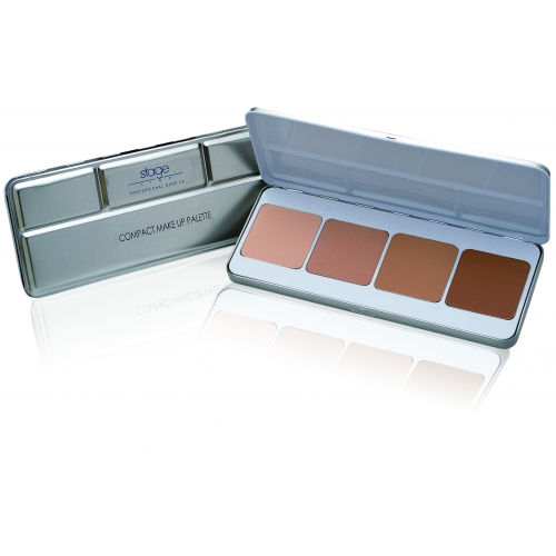 formula two compact make up palette  4 colors