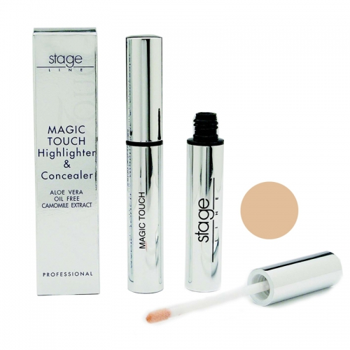 magic touch 02 - hightlighter & concealer