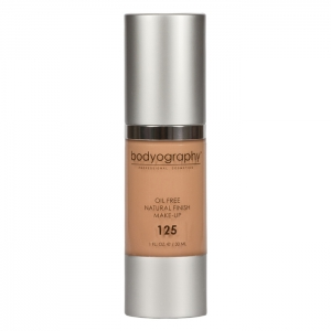 natural finish foundation #125