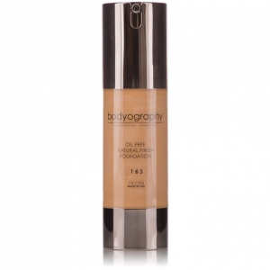 natural finish foundation #165