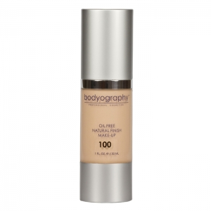 natural finish foundation #100