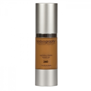 natural finish foundation #240
