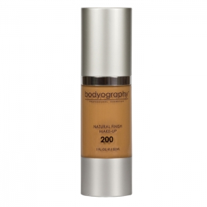 natural finish foundation #200