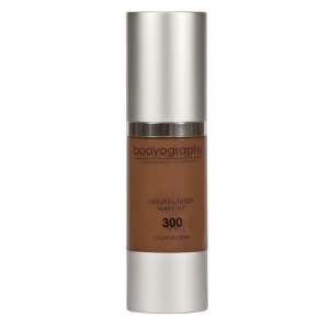 natural finish foundation #300