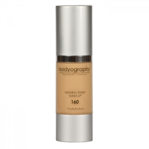 natural finish foundation #160