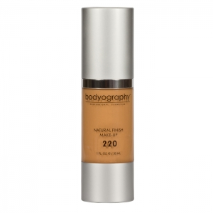 natural finish foundation #220